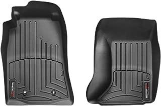 WeatherTech Custom Fit Front FloorLiner for Mazda MX-5 Miata (Black) (442621)