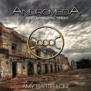 Andromeda audiobook cover art