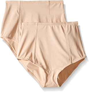 Women's Classic Comfort Brief with Extra Tummy Hold (Pack of 2)