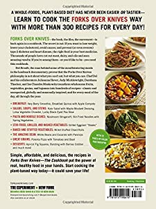 Forks Over Knives―The Cookbook: Over 300 Recipes for Plant-Based Eating All Through the Year #1