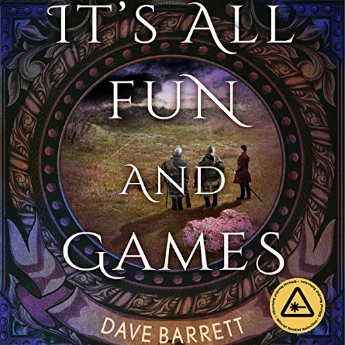 It's All Fun and Games audiobook cover art