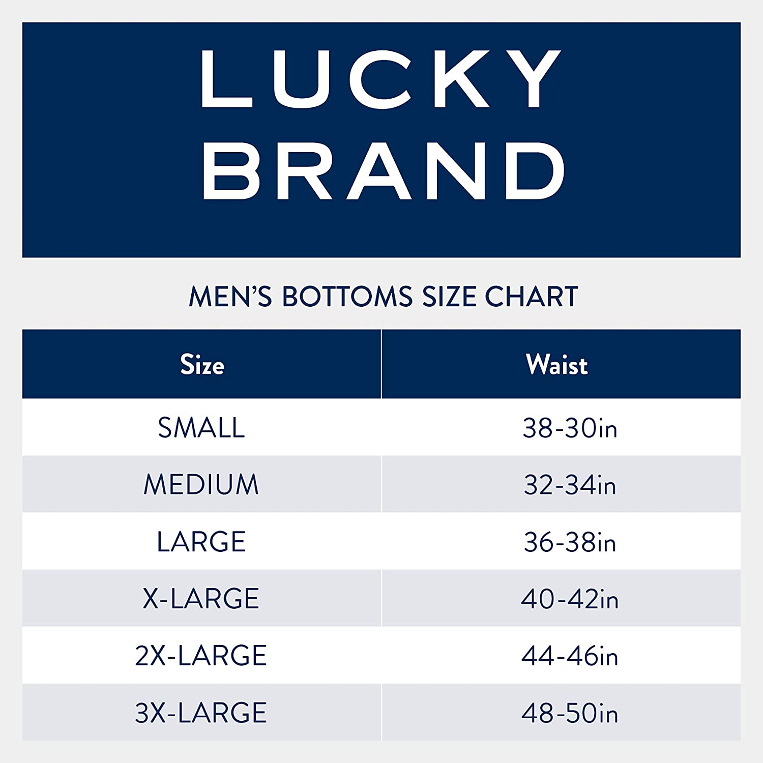 Lucky Brand Men's Cotton Stretch Boxer Briefs with Functional Fly (6 Pack), Size
