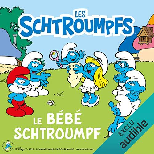 Couverture de Le Bébé Schtroumpf