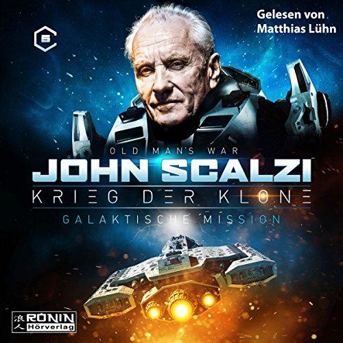 Galaktische Mission (Krieg der Klone 5) Titelbild