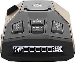 Cobra RAD 450 Laser Radar Detector: Long Range, False Alert Filter, Voice Alert & OLED Display, Black, RAD450