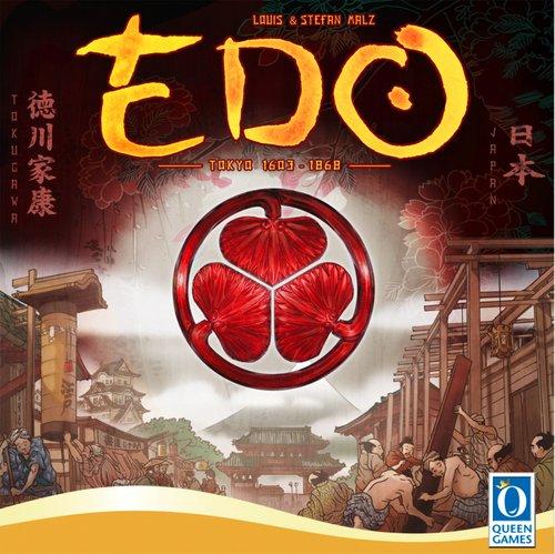 Queen Games Edo Brettspiel