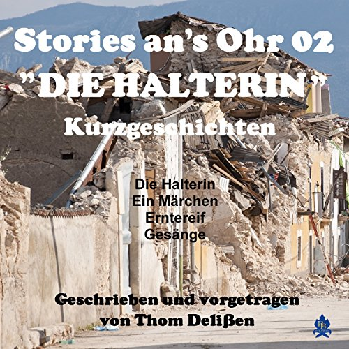 Die Halterin audiobook cover art