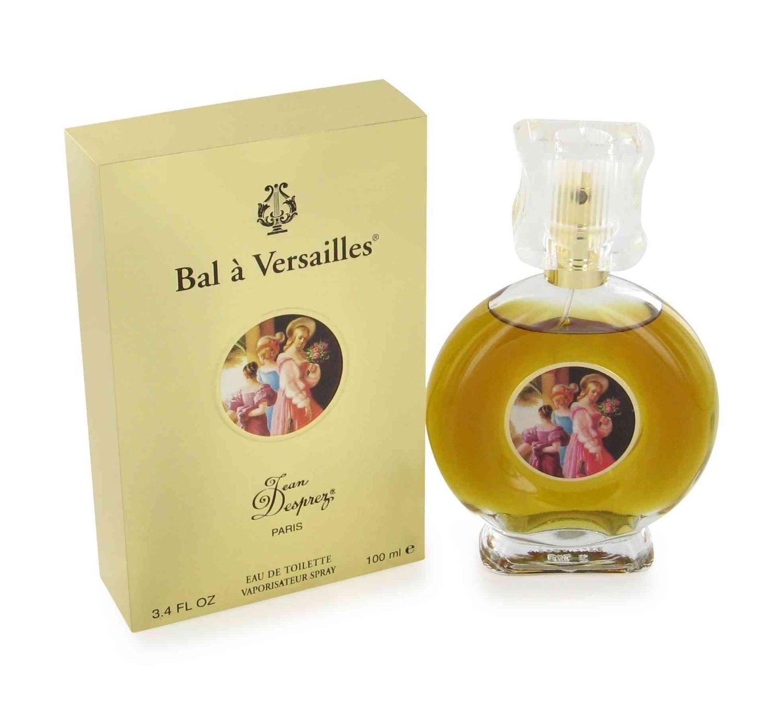 Bal A Versailles By Jean Desprez For Women. Eau De Toilette Spray 3.4 Ounces