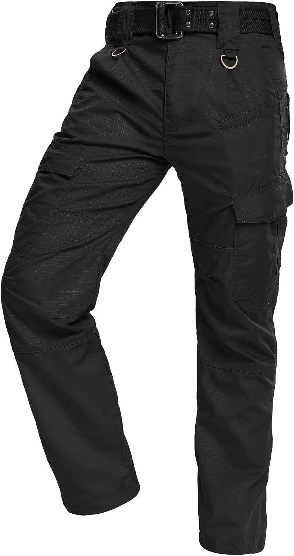 Men's Tactical Pants,Ripstop Chicago Mall Cargo Oakland Mall Lightweight Pants E Work