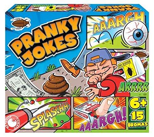 Hanky Panky Toys Pranky Jokes.