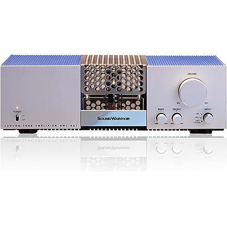 SOUNDWARRIOR 日本製 真空管 アナログ オーディオ プリメインアンプ ヘッドホンアンプ | SWL-AA1