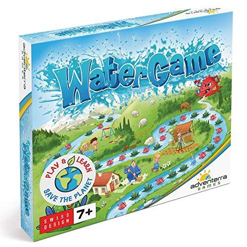 Adventerra Games Juego de mesa Water Game | Juegos de mesa para niños