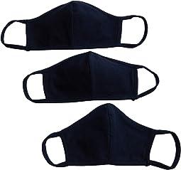 Navy Blues Face Mask Set