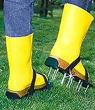 Rasenlüfter-Schuhe