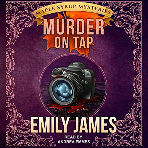 Murder on Tap Titelbild