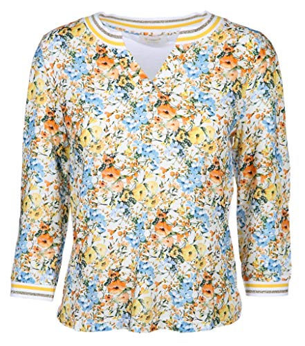 Preisvergleich Produktbild rich & royal Damen Shirt hellblau L