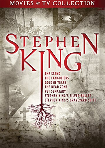 Stephen King Movies & TV Collection