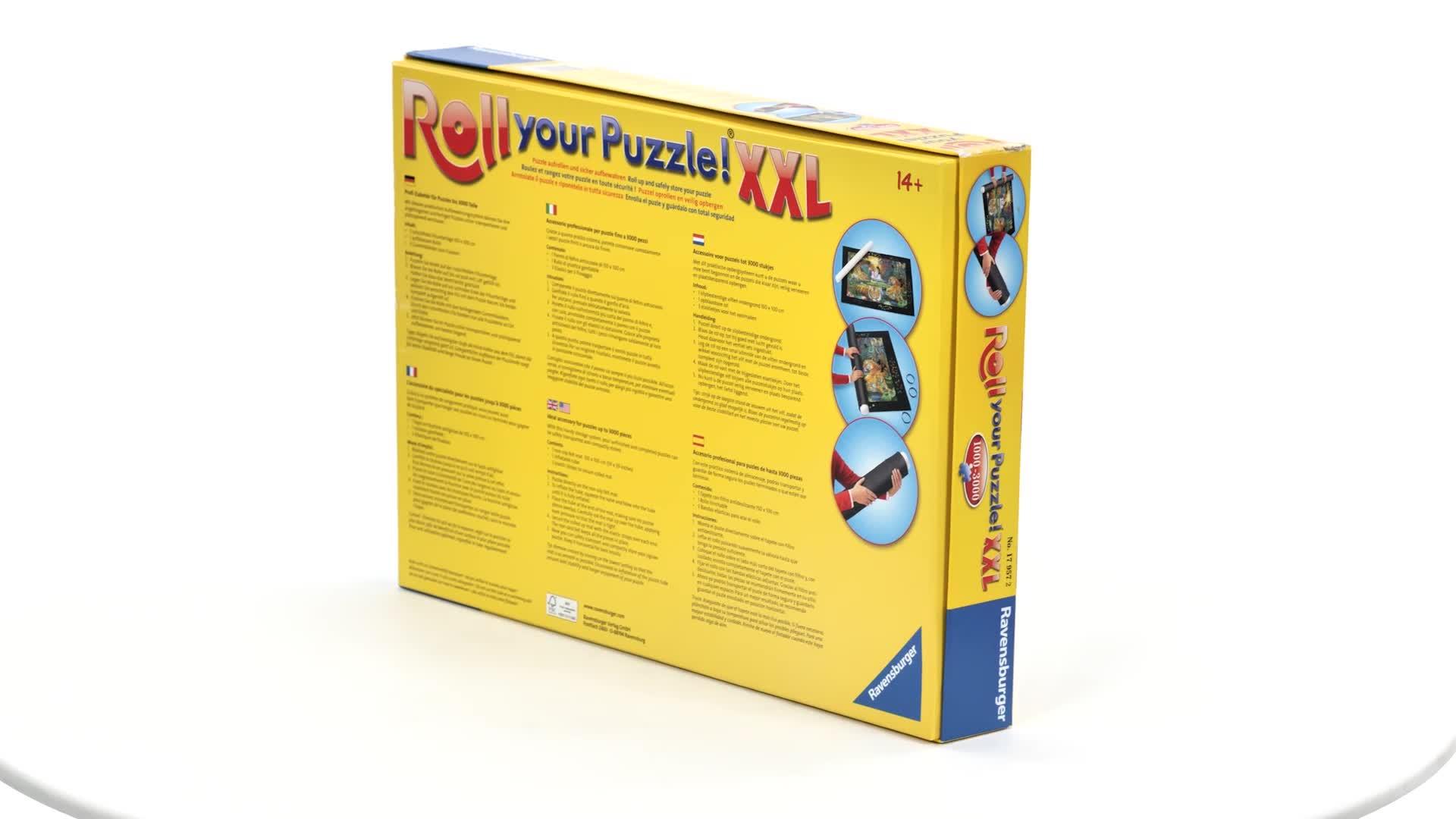 ravensburger tapis de puzzle xxl 1000 p a 3000 p accessoire pour puzzles adultes a partir de 14 ans 17957