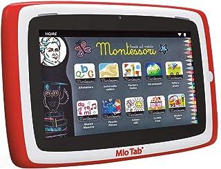 "Lisciani Giochi - Mio Tab 7"" Preschool 2019, 77373"