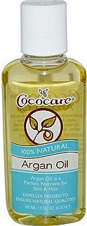 Cococare 100% Natural Argan Oil 2 fl oz (60 ml)