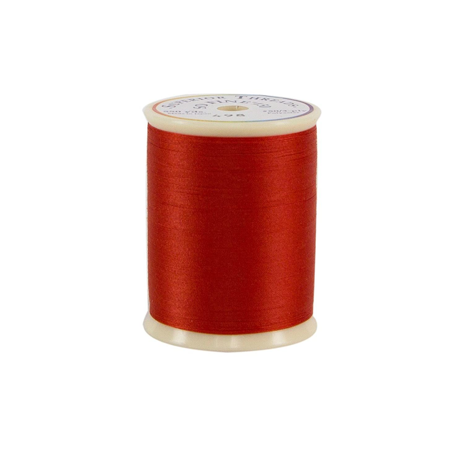 Superior Threads 11601A-498 So Fine Sandstone 50W Polyester Thread, 550 yd