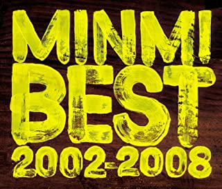 [Album] MINMI – MINMI BEST 2002-2008 [MP3 320 / CD]