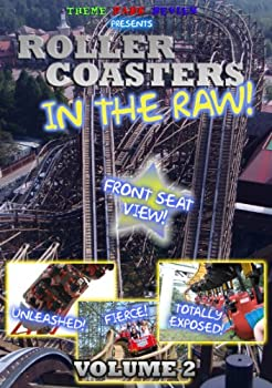 DVD Roller Coasters in the Raw: Volume 2 Book