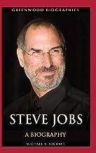 Steve Jobs: A Biography (Greenwood Biographies)
