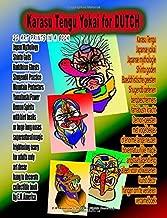 Karasu Tengu Yokai for DUTCH NETHERLANDS 20 ART PRINTS IN A BOOK Japan Mythology Shinto Gods Buddhism Ghosts Shugendo Practice Mountain Protectors ... book by E.M. America (Dutch Edition)
