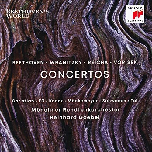 Beethovens Welt / Beethoven's World - Beethoven/Wranitzky/Reicha/Vorisek: Concertos
