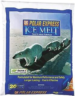 MILAZZO INDUSTRIES, INC. 81020 QJ POLAR EXPRESS ICE MELT 20 POUND