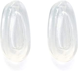 Clear Nose Pads for Oakley Tinfoil Carbon Sunglasses