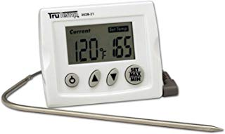 Taylor TruTemp Digital Cooking Thermometer with Alarm