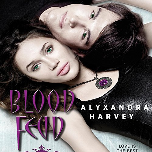 Blood Feud cover art