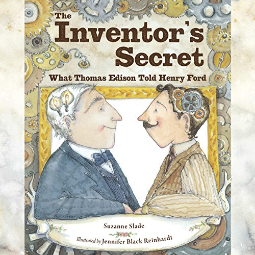 The Inventor's Secret cover art
