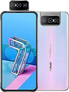 اسوس زينفون 7 5G (ZS670KS) 128 جيجا 8 جيجا رام النسخة العالمية - ابيض فاتح