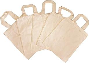 Eduplay - Bolsa de algodón (tamaño pequeño, 5 Er Set)