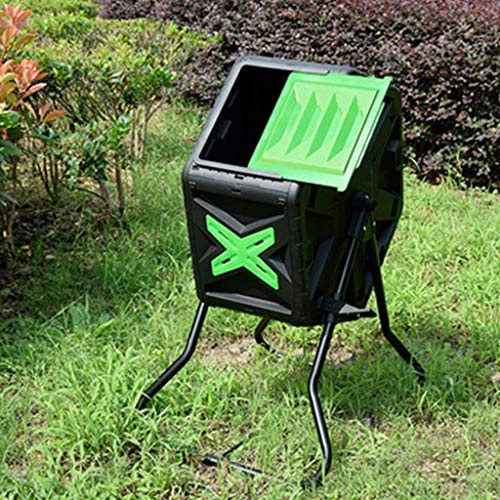 Purchase Nologo Outdoor Compost Bins, composted Fermented Garbage Sorted Compost Garden Courtyard ca...