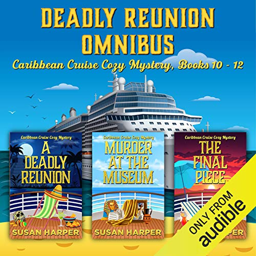 Deadly Reunion Omnibus cover art