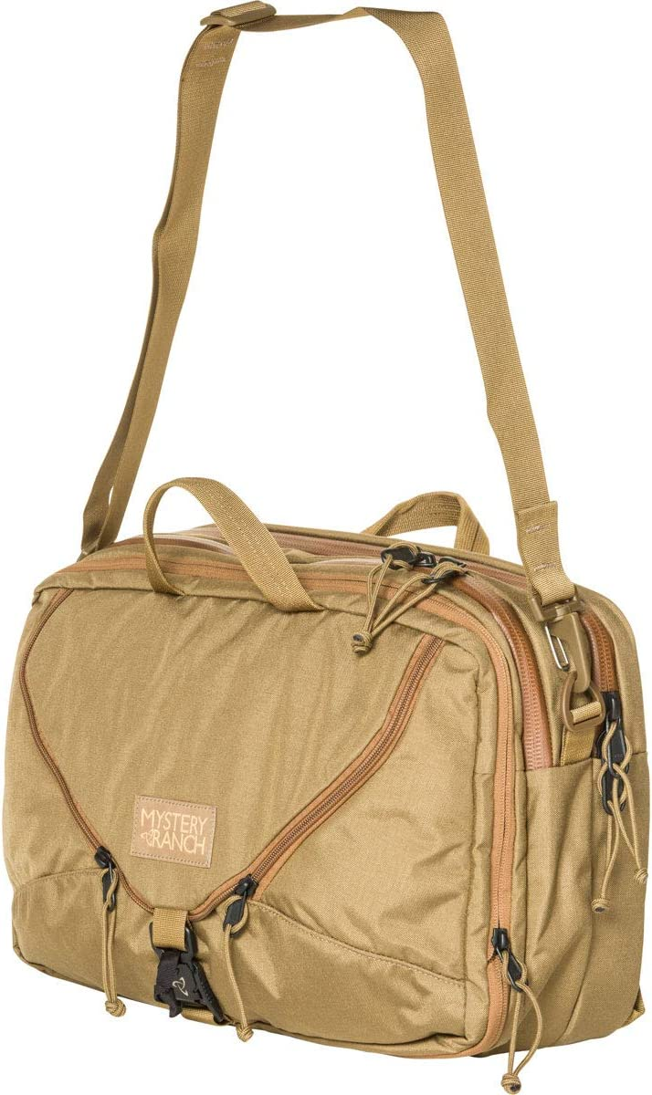 MYSTERY RANCH 3 Jacksonville Mall Cheap mail order shopping Way Briefcase - Shou Tote as Backpack and Carry