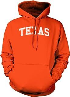 Haase Unlimited Texas - State School University Sports Unisex Hoodie Sweatshirt
