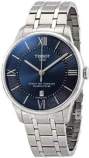 Tissot Men's Chemin Des Tourelles Powermatic 80 - T0994071104800 Grey One Size