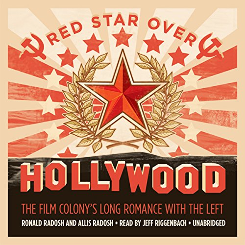 Red Star over Hollywood copertina
