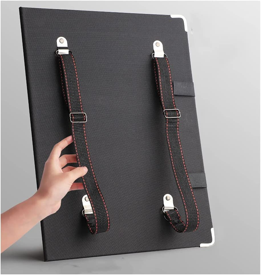 LHL Retro Drawing Board Waterproof Fixed price for sale Outdoor Clip Writing S Easel Max 68% OFF
