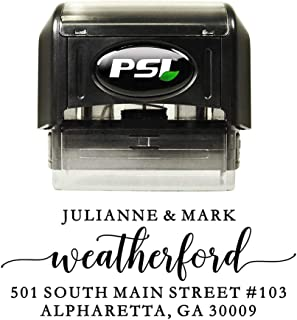 Best current address stamps Reviews