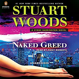 Page de couverture de Naked Greed