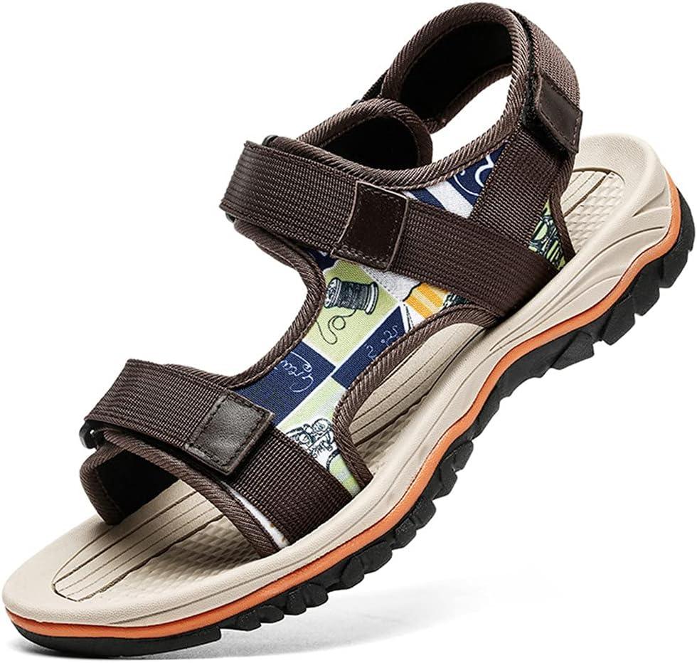 USDBE Summer Beach Sandals Men Sport River Shoes Men Beach Sports Water Sneakers Hiking