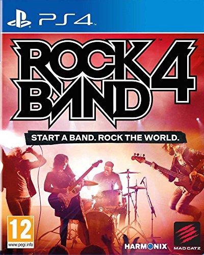 Rock Band 4 [Importación Italiana]