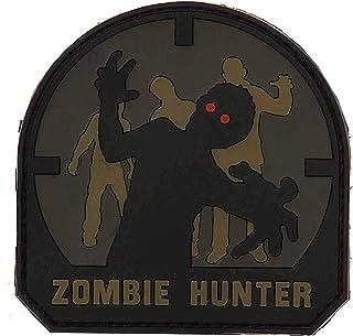 VAN OS Emblem 3D PVC Zombie Hunter Klett Patch Abzeichen Aufnäher 6,8 x 6,9 cm