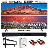 "Best Ultra HD TVs - SAMSUNG UN50TU7000 50"" 4K Ultra HD Smart LED Review"